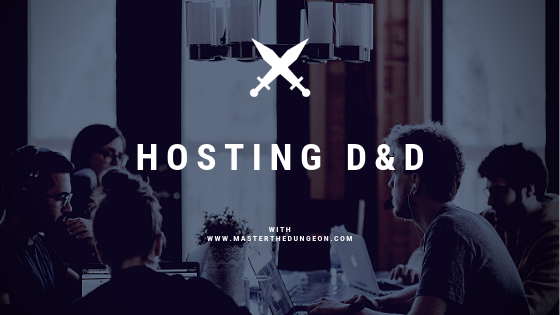 hosting dnd
