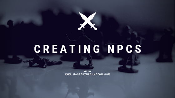 creating npcs