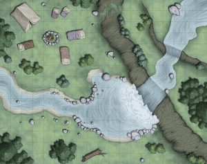 venatus map