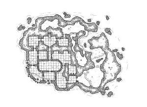 kosmicdungeon map
