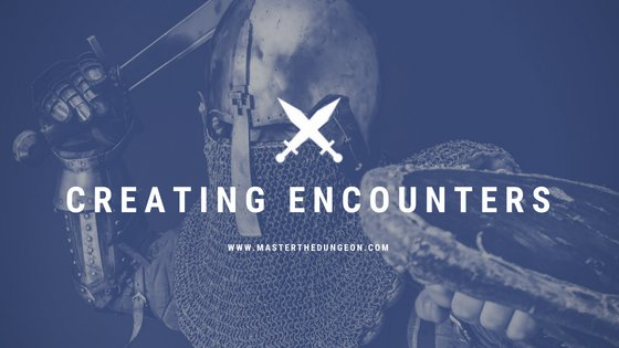 creating encounters