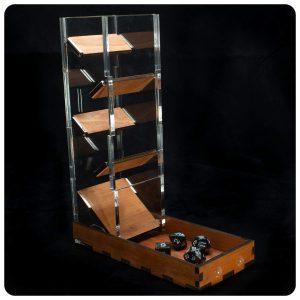 C4Labs Clear Dice Tower