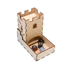 Mini Dice Tower Kit