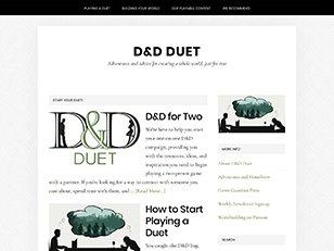 D&D Duet