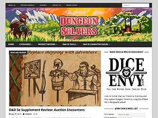 Dungeon Solvers