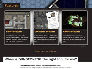 Features Dungeonfog