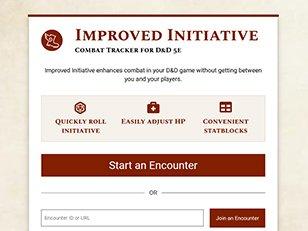 Improved Initiative