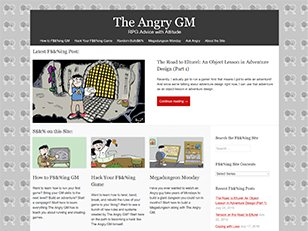 The Angry GM