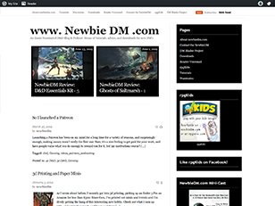 The Newbie DM