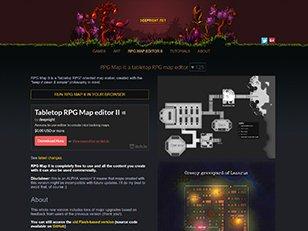 deepnight.net RPG Map II a tabletop RPG map editor