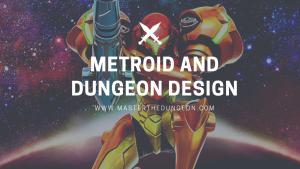 metroid dungeon design