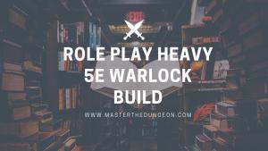 role play heavy warlock