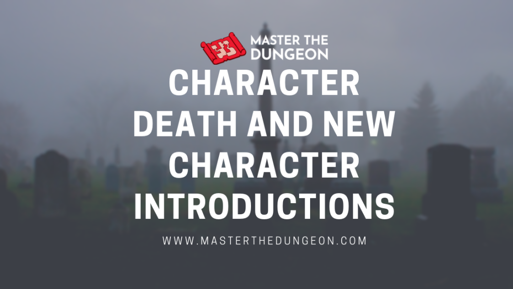 character death