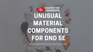 material components