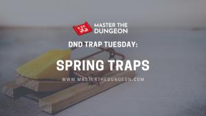 spring traps