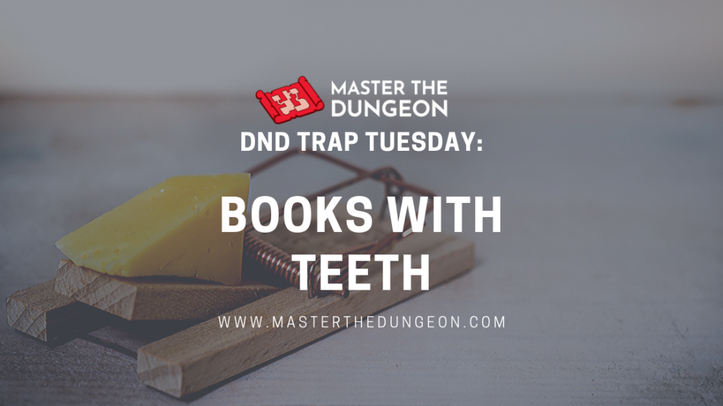 books with teeth