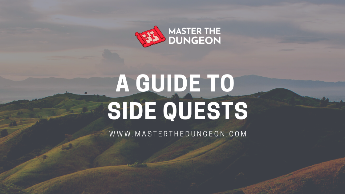 A Guide to DnD Side Quests