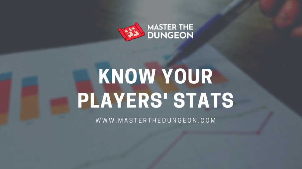 players' stats