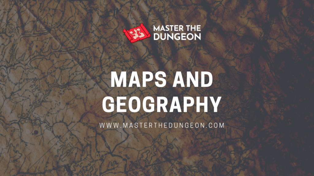 maps and geography