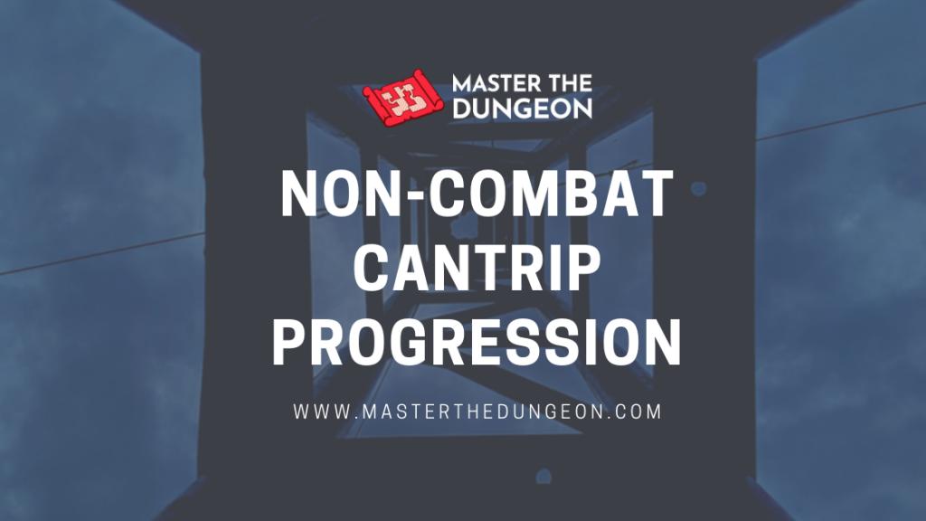 cantrip progression