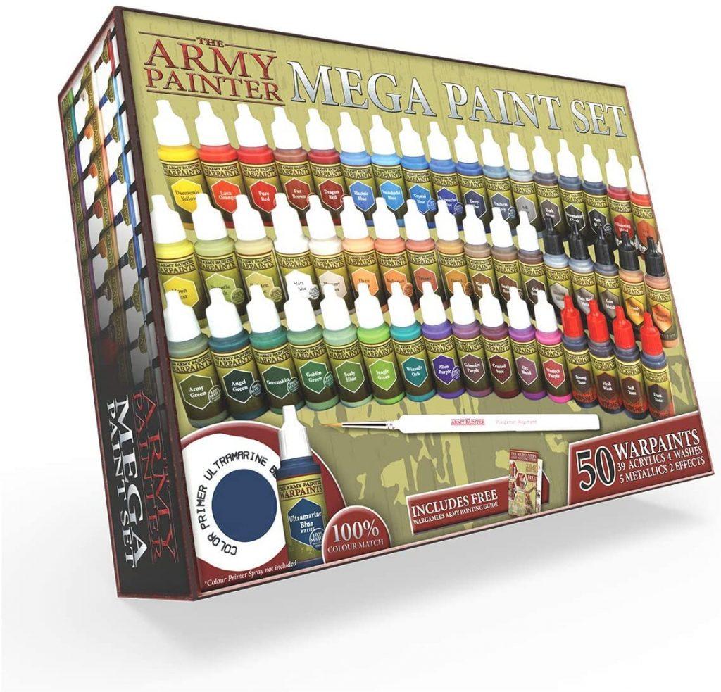 Army Painter Mega Set
