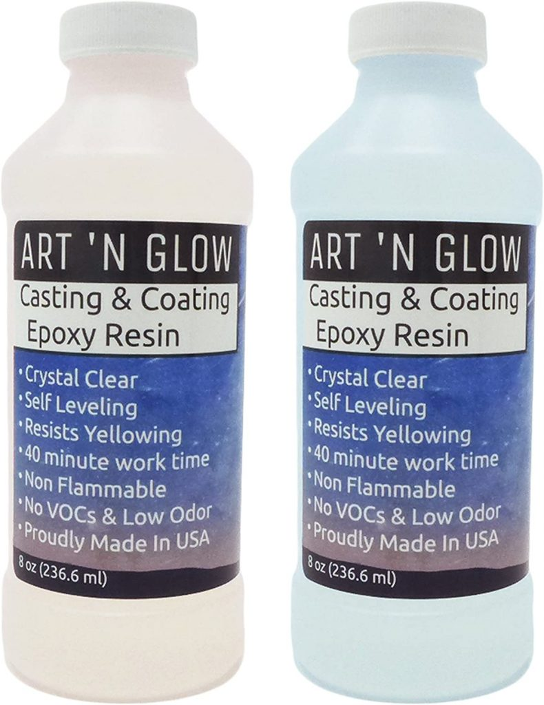 Art n' Glow Casting Resin