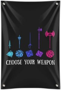 Choose Your Weapon Banner