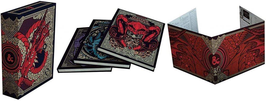 Core Rule Books Alternate Art Covers Gift Set