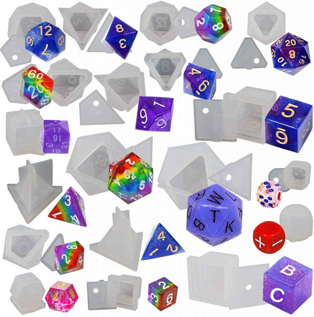 Dice Casting Molds