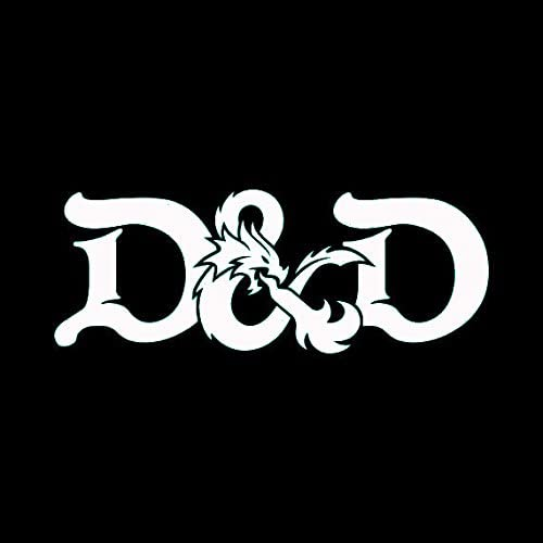 DnD Logo Sticker