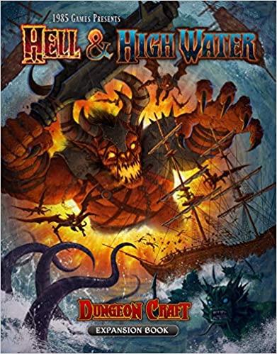 Dungeon Craft Paper Battle Mat Book