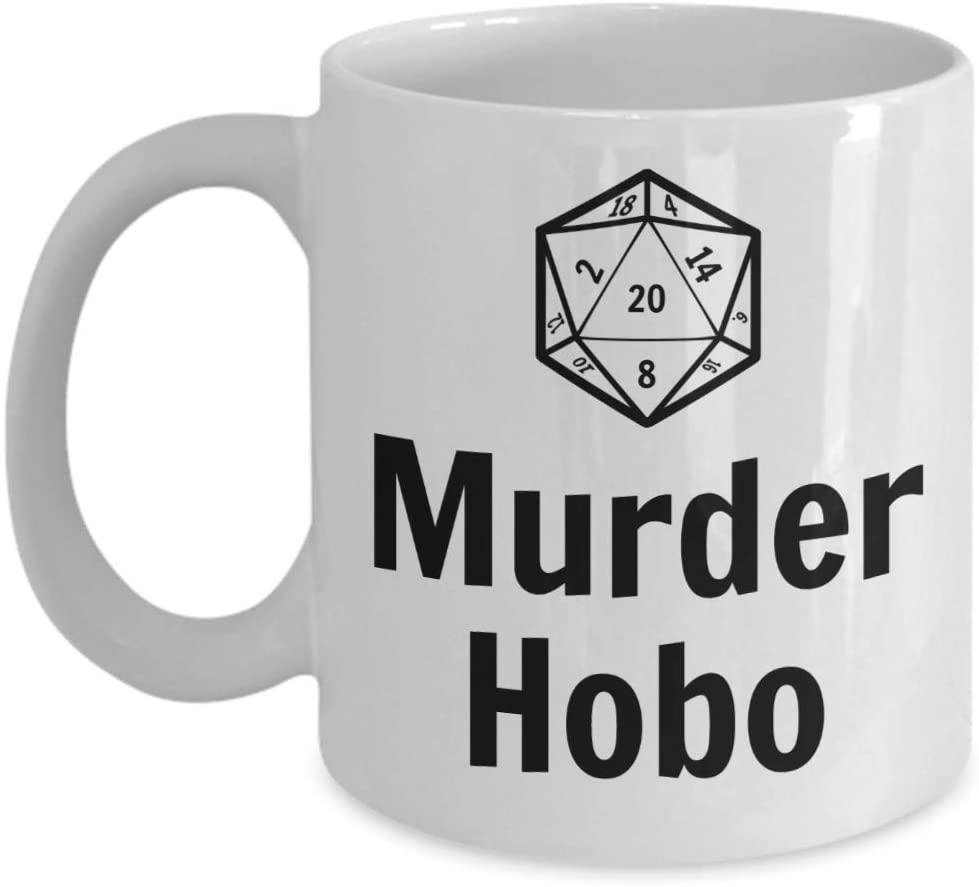 Murder Hobo Mug
