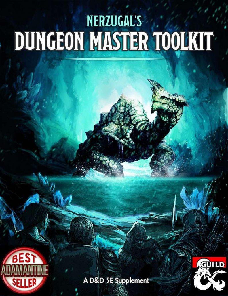 Nurzugals Dungeon Masters Toolkit