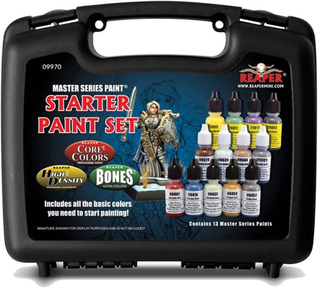 Reaper Minis Stater Set of Paints