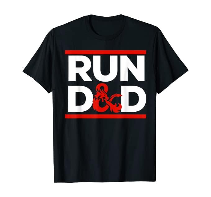 Run DnD Shirt