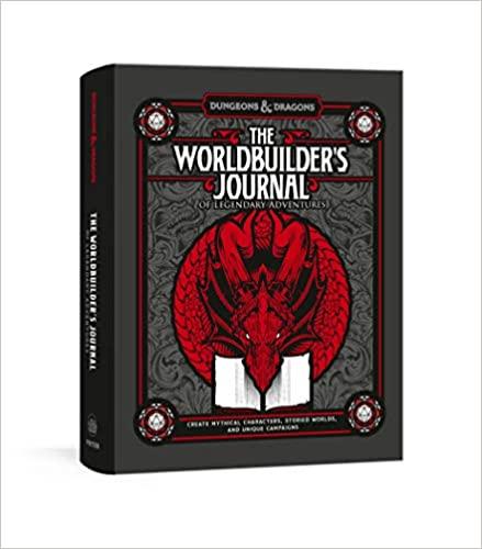 The World Builders Journal of Legendary Adventures