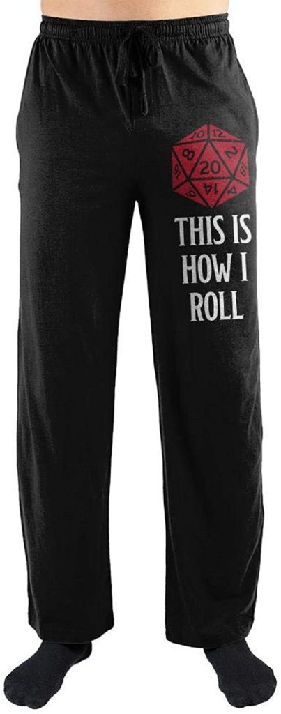 This is How I roll Pajama Pants