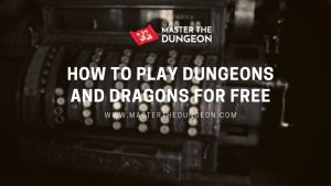 free dungeons and dragons