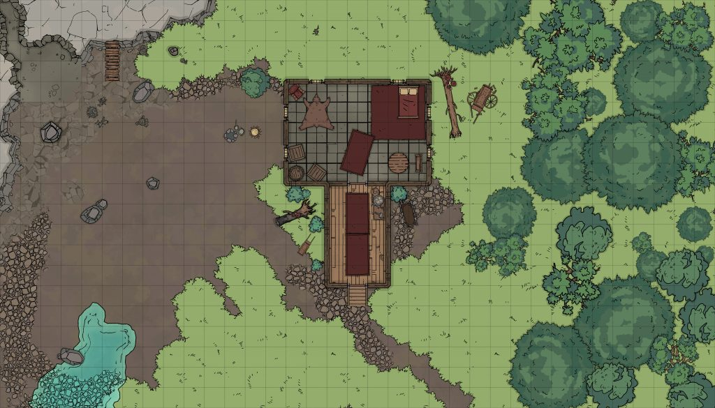 Free DnD Maps in Your Inbox