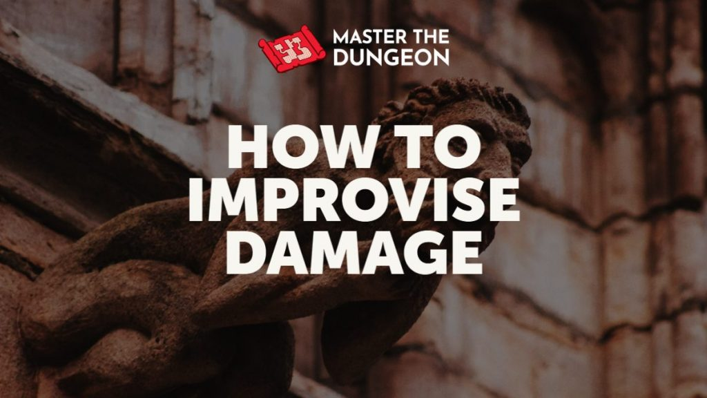 improvise damage