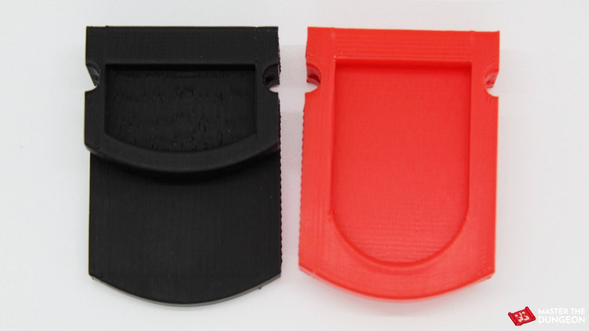 Initiative Trackers in Black and Red