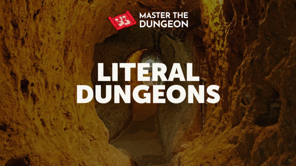 Literal Dungeons