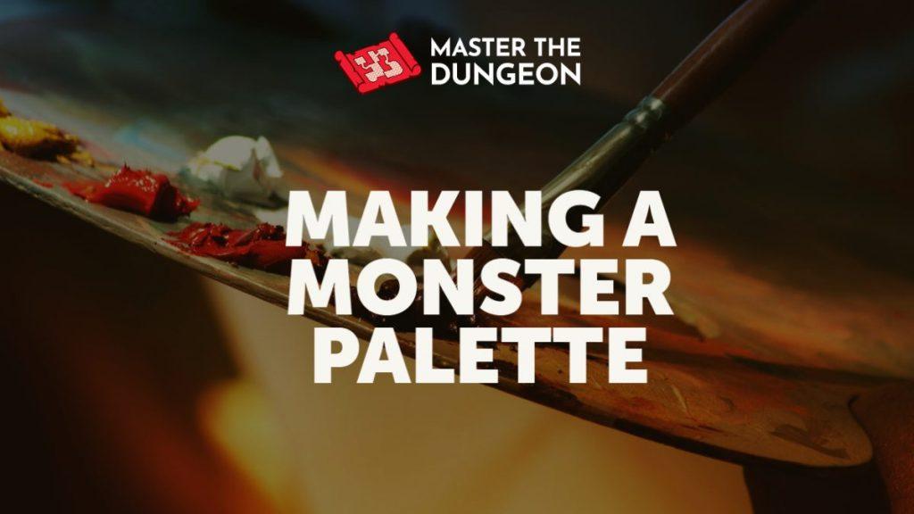 Monster Palette