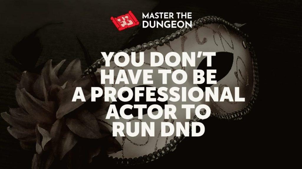 professional actor