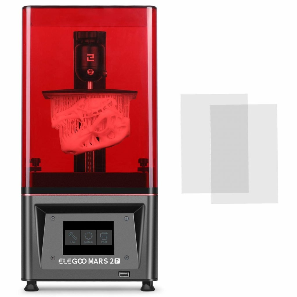 Elagoo Mars 2 Pro Resin 3d Printer